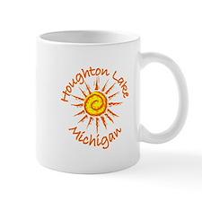 Houghton Lake, Michigan Small Mug