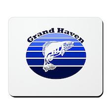 Grand Haven, Michigan Mousepad