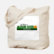 Its Better in Grand Haven, Mi Tote Bag