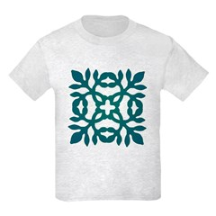 Green Papercut T-Shirt