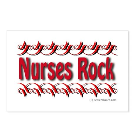 Nurses Rock Postcards (Package of 8)