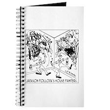 Jackson Pollock's House Painters Journal