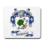 Dalgleish Family Crest Mousepad