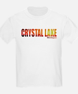 Crystal Lake, Michigan T-Shirt