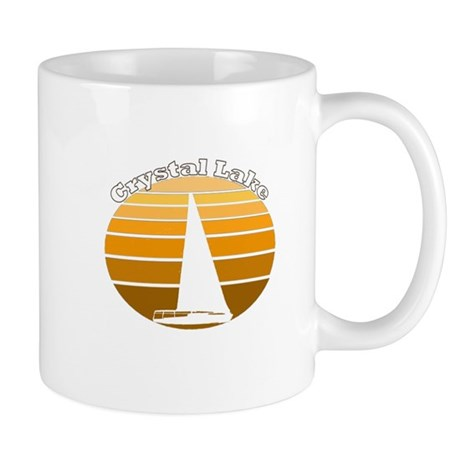 Crystal Lake, Michigan Mug