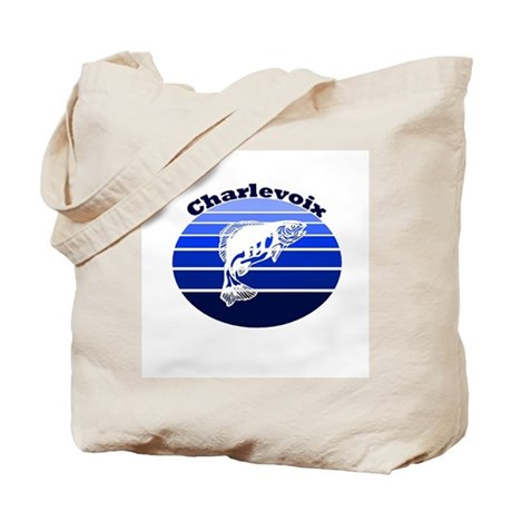 Charlevoix, Michigan Tote Bag