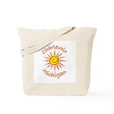 Charlevoix, Michigan Tote Bag