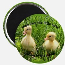 Duckies Magnet