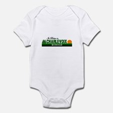 Its Better in Charlevoix, Mic Infant Bodysuit