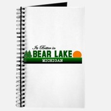 Its Better in Bear Lake, Mich Journal