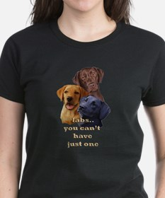 Three Labs Tee