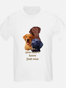 Three Labs T-Shirt