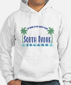 South Padre Happy Place - Hoodie