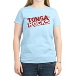 Tonga Rocks Women's Light T-Shirt