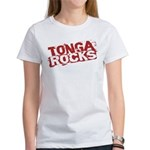 Tonga Rocks Women's T-Shirt