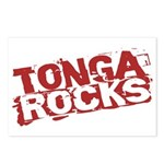 Tonga Rocks Postcards (Package of 8)