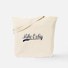 Mike Oxbig Tote Bag