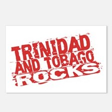 Trinidad and Tobago Rocks Postcards (Package of 8)