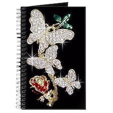 Diamond Butterflies Journal