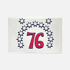USA 76 Rectangle Magnet