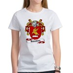 Danskine Family Crest Women's T-Shirt