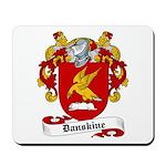 Danskine Family Crest Mousepad