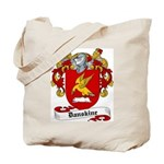 Danskine Family Crest Tote Bag