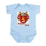 Danskine Family Crest Infant Creeper