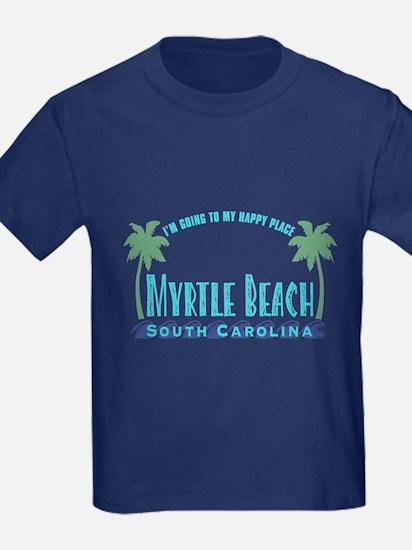 Myrtle Beach Happy Place - T