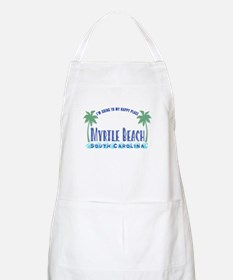 Myrtle Beach Happy Place - BBQ Apron