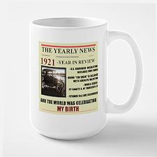 born in 1921 birthday gift Mug