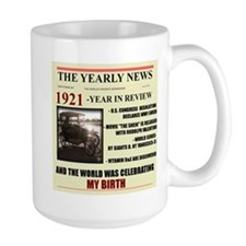 born in 1921 birthday gift Mug
