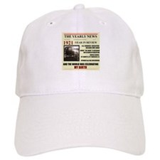 born in 1921 birthday gift Baseball Cap