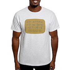 Sumerian 'Triple Bypass' T-Shirt