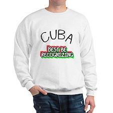 Recognize Cuba Sweatshirt