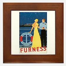 Bermuda Queen Framed Tile