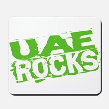 UAE Rocks Mousepad