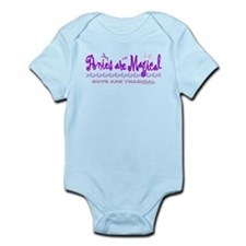 PONIES ARE MAGICAL Infant Bodysuit