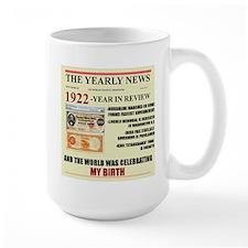 born in 1922 birthday gift Mug