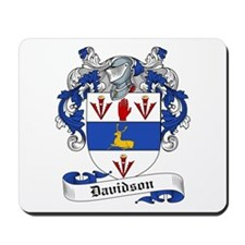 Davidson Family Crest Mousepad