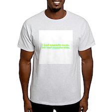I Had Amnesia Once T-Shirt