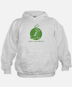 EARTH IS OUR DIRECTIVE Hoodie