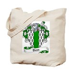 Deas Family Crest Tote Bag