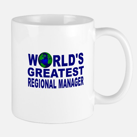 World's Greatest Regional Man Mug