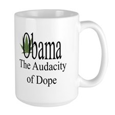 Audacity of Dope Mug