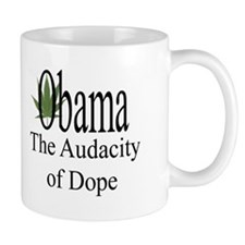 Audacity of Dope Small Mug