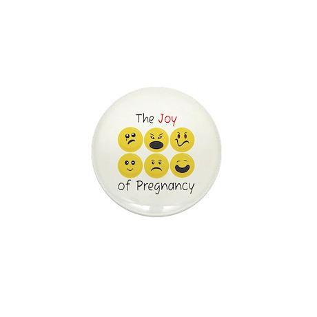 Joy of Pregnancy Mini Button (10 pack)