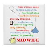 Midwife Drinkware