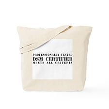 DSM Certified Tote Bag