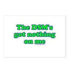 The DSM's Got Nothing On Me Postcards (Package of